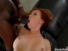 Dani Jensen new BlacksOnBlondes - new  1080p