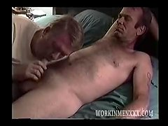 Homemade Video of Mature Amateur Jesse Jacking Off