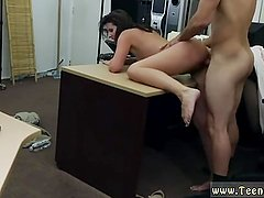 Milf young dick Customer's Wife Wants The D!