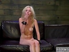 Bondage prostate milking hd xxx Helpless