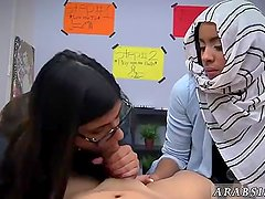 Muslim big boobs BJ Lessons with Mia Khalifa