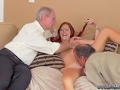 Young blonde old guy xxx Frannkie And The
