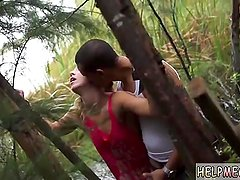 Blonde dominating man first time Last