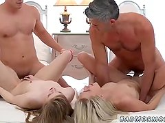 Makeup blowjob and blonde 69 hd first time