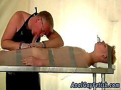 Gay self bondage techniques Strapped down