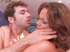 Horny Fransheliz gets it rough in all holes