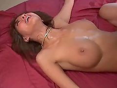 Rare Ema Kisaki doing anal with two horny males