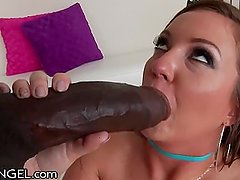 Maddy O'Reilly Stretches Ass on Dredds MASSIVE Member!