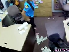 Wife loves big black cock Fucking Ms Police