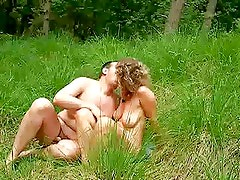 Sex in the grass