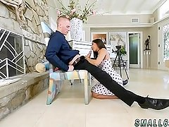 Teen toy squirt xxx Small Girl Makes Big