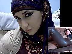 Femdom orders JOI, CBT humiliation on pervert in the public library fantasy