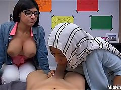 mia khalifa blowjob lessons part 1