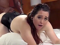 Bbw roughed up by bbc