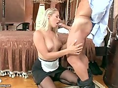 Sweaty Fantastic Step Mom Gets Huge Cock In Her Butthole