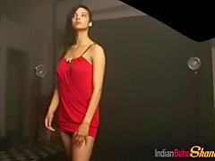 Stripping Porn Amazing Indian Babe Shanaya Showing Juicy Milky Tits