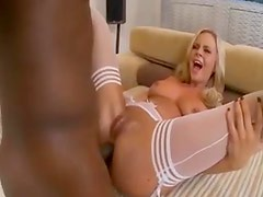 Bree Olsen butt sex with big black cock