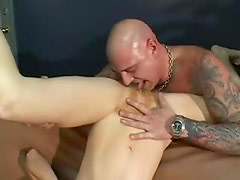 Curly redhead milf squirting and fingering