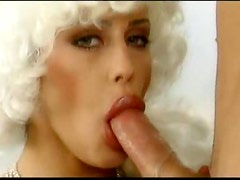 Horny Lady Claudia Ferrari Gets Pounded By A Stiff Boner