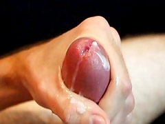 Super Close Up Cumshot With Slow Motion Repla