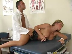 Horny Teacher Fucks A Smoking Hot Patient