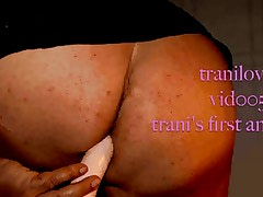 vid005.2, trani's first anal part2