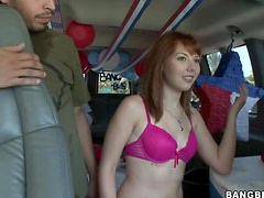 4th of July Stuffing for a Pretty Girl in the Fuck Van