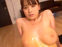 Innocent Looking Anna Natsuki Gets Masturbated And Fucked By A Horny Guy