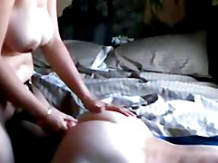 Amateur strap on fuck collection 1