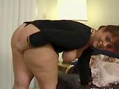 Naughty BBW got a big booty