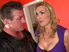 After deep anal bang Tanya Tate is ready to taste sweet creampie