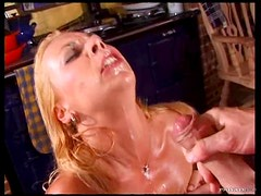Horny Milf Gets A Wet Fuck From A Big Fat Cock