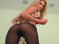 Intensely hot tease from Randi Wright