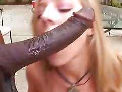 Chastity Lynn Can't Take This Monster