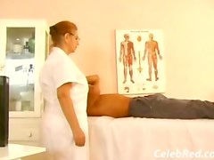 Mature Doctor Fuck With Young Patient Big tits