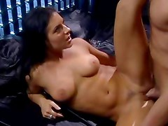 Ariana Jollee gets her wet pussy filled with hard cock