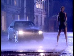 Hot Hardcore Sex In The Rain With Sexy Blonde Sandra Iron