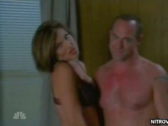 Mariska Hargitay In Her Sexiest Lingerie Just Want To Spend Time With Her Man
