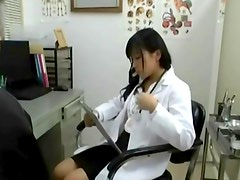 Check japanese hot nurse babe