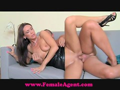 FemaleAgent Make me cum