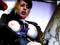 Trinity Milf Cumshot Tribute on face and cunt