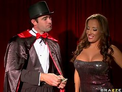 Busty Richelle Ryan Gets Fucked Hard In The Greatest Magic Trick Ever