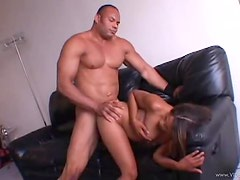 Great Black Sex Featuring The Sexy Ebony Star Armani