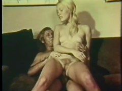 Cortney and Cale Having Great Vintage Hardcore Sex