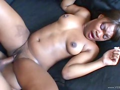 Hot Black Sex With The Sexy Megan Pryce