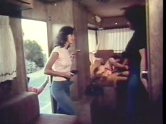 Great Retro Sex In RV