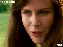 Lynne Marie Stetson and Nicole Kidman Chatting Naked In a Nudist Park