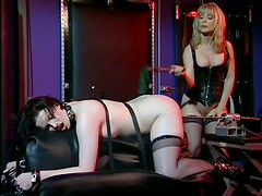 Submissive Claire Adams Loves Being Tortured With a Fucking Machine
