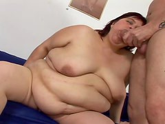 A Warm Creampie For A Fat Mature Woman