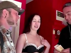 Hooker fucks european tourist